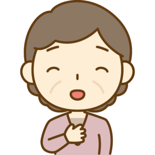 レイコおばさんのおやすみなさい(^^)