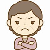 レイコおばさん怒ってるのよ